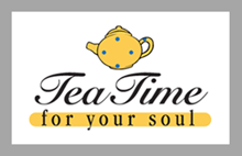 Tea Time for Your Soul logo